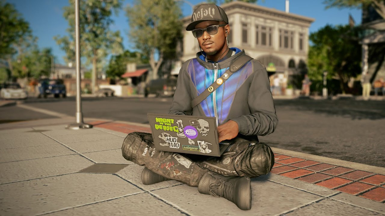 Watch Dogs Free Roam