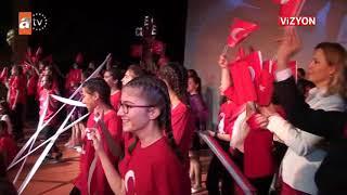 Vİzyon 360. BÖlÜm - Mev Kolejİ Cumhurİyet Bayrami Kutlamasi