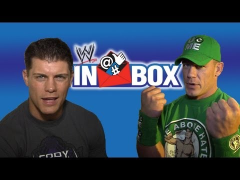 WWE Inbox - Who was your favorite Superstar as a kid? - Episode 20