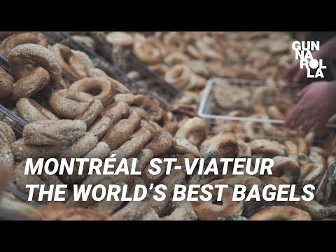 Montréal Restaurant Guide: St-Viateur Bagel