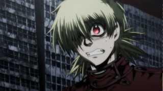 Хеллсинг ОВА IX / Hellsing Ultimate OVA IX [2012] [BD 720p] [RUS]