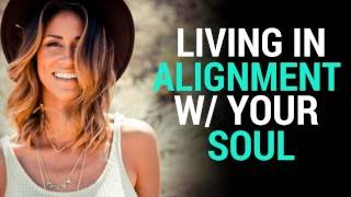 How To Live In Alignment With Your Soul | Interview with Alexi Panos