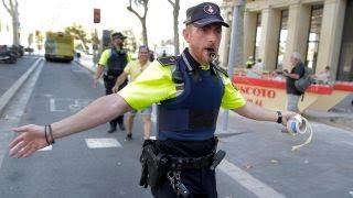 Barcelona police: Van crash is likely a 'terrorist attack' thumbnail