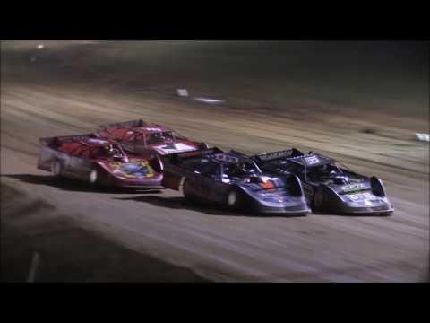 Round #2 Heat #4 from Portsmouth Raceway/Dirt Track World Championship, 10/14/16