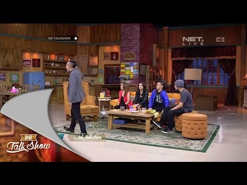 Ini Talk Show 11 Maret 2015 Part 3 - Eno Netral, Rani Ramadhany, Ikmal Tobing, Bunga Citra