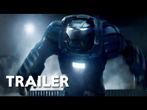 Iron Man 3 - Official Trailer #2 (HD) - Iron Legion, Hulk Buster And Extremis