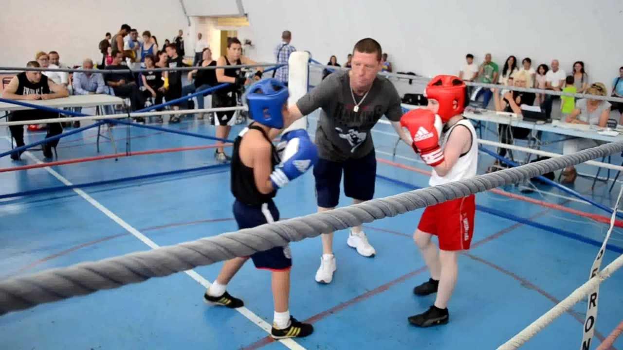Sport de combat 14 ans