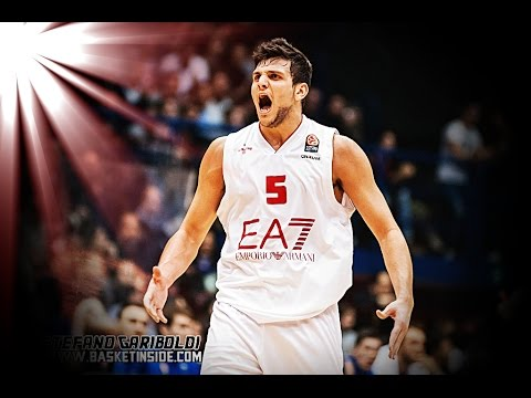 Alessandro Gentile Highlights Euroleague 2014-2015 (Full HD)