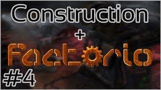 Construction + Factorio #4 = Splitters