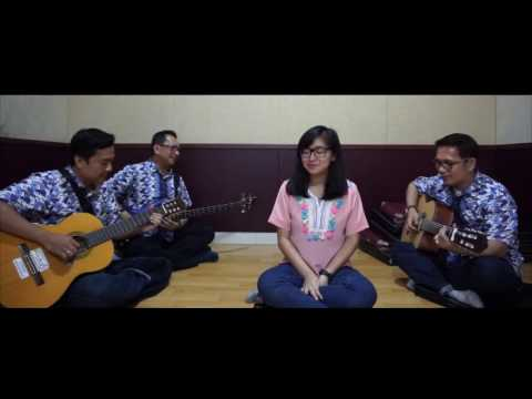 Indonesia Jaya - Theresa Kar (Harvey Malaiholo Cover) #SMAMARSUDIRINI