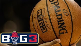 BIG3's third-place game | Power vs Ghost Ballers (FULL GAME) | BIG3 HIGHLIGHTS