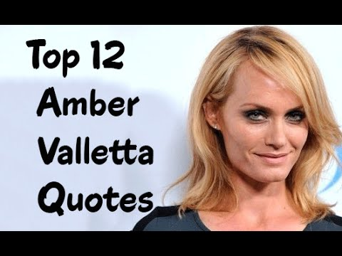 Top 12 Amber Valletta Quotes - The American fashion model & actress