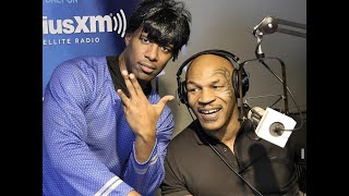 Mike Tyson Shares Crazy Tupac Story Before The Fame with DJ Whoo Kid (Video)