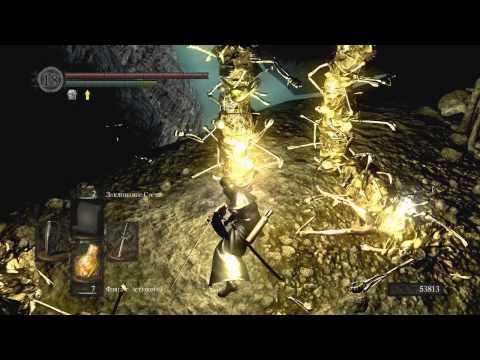 Dark Souls [эпизод 25] - Склеп Великанов, Нито