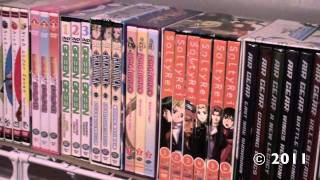 ANIME DVD COLLECTION $8,000 SO FAR (UPDATED 2011)
