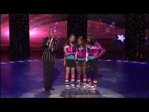 The EriAm Sisters 4th Quarter Final America's Got Talent 2009 HD www.nancylanda.com