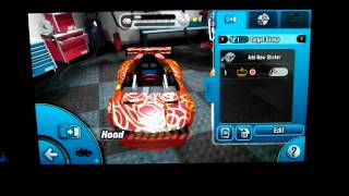 Mod Nation Racers Road Trip PS Vita Kart customization