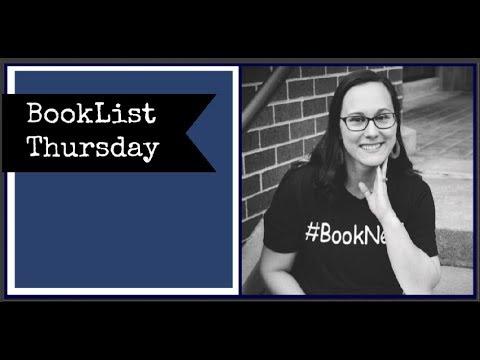 BookList Thursday - Naked Hardbacks