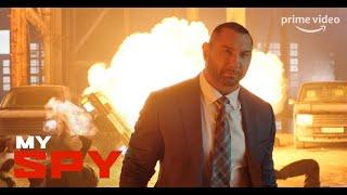MY SPY Trailer | Amazon Original Movie on Prime Video