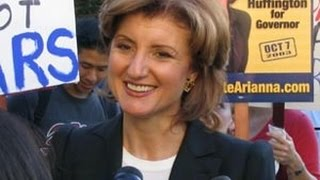 Is America a Third World Country? Arianna Huffington on Innovation & the Economy (2010)