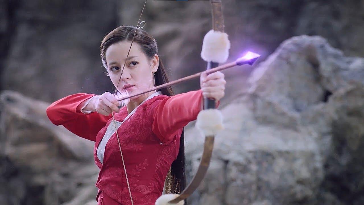 Download Dilraba Dilmurat Dances Martial Arts [MV] Mang Zhong 芒种