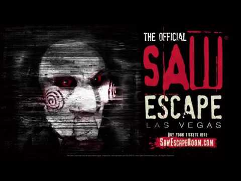 Official SAW Escape – Do you want to play a game?