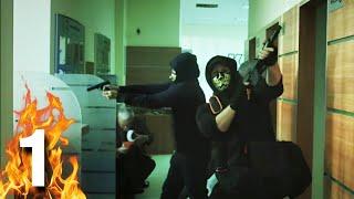 """НАШУМЕВШИЙ ФИЛЬМ! """"Фальшивомонетчики"""" (1 Серия) Русские сериалы, детективы, криминальные фильмы"""