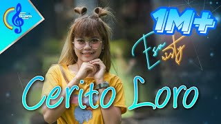 Esa Risty - Cerito Loro (Official Music Video) | Live Akustik |seng gede pangapuramu..