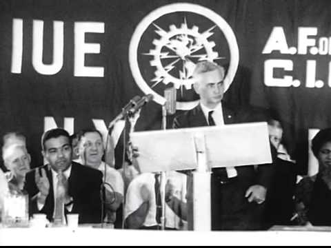 Civil Rights Rally Presented by I.U.E., AFL-CIO (1963)
