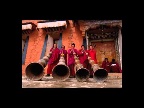 Binaural: Om Temple Chants @ Theta = Focus, Clarity & Enlightenment