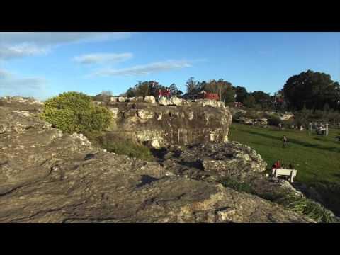 Sierra de los Padres Drone 4K DJI Phantom 3 Profesional