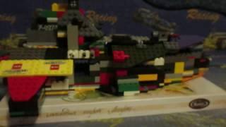 самаделка из лего звёздные войны крейсер винатор