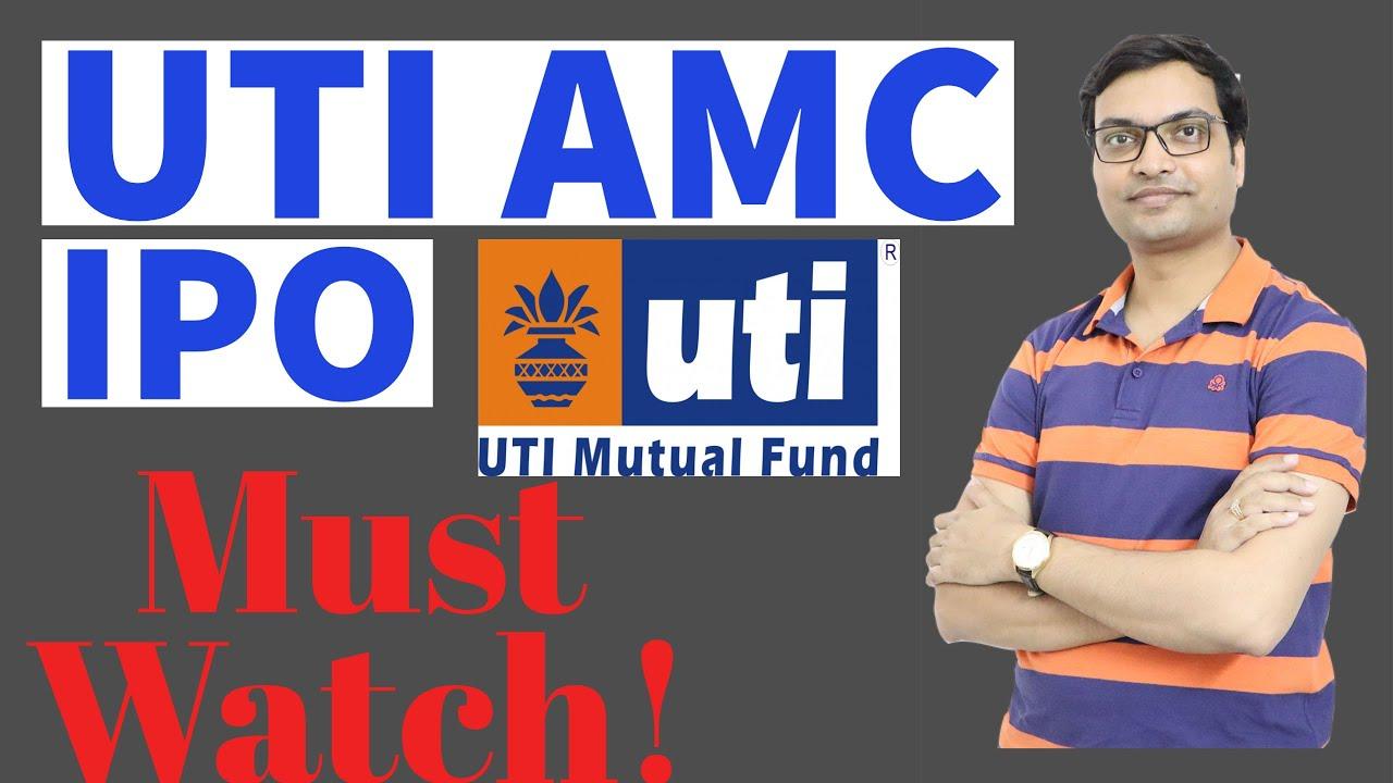 UTI AMC IPO