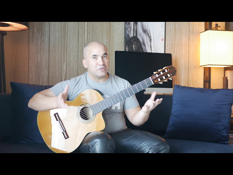 Fantasie | S. L. Weiss | Classical Guitar Lesson#1 (of 3) | NBN Guitar