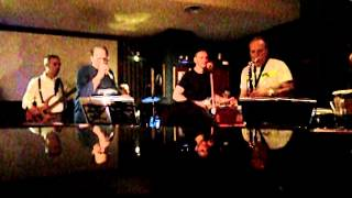 The Barricades (Spandau Ballet cover band) Fight for ourselves - Live 27/06/2012 (Roma)