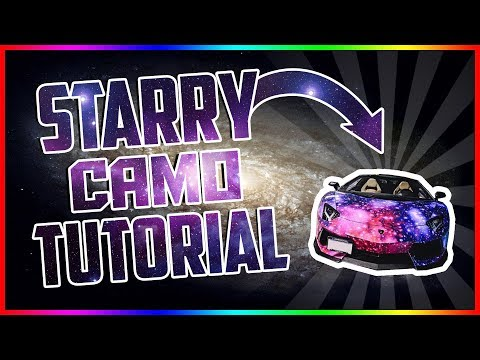 HOW TO GET THE GALAXY CAMO IN ROBLOX VEHICLE SIMULATOR! (CODES IN DESC) - Roblox Tutorial