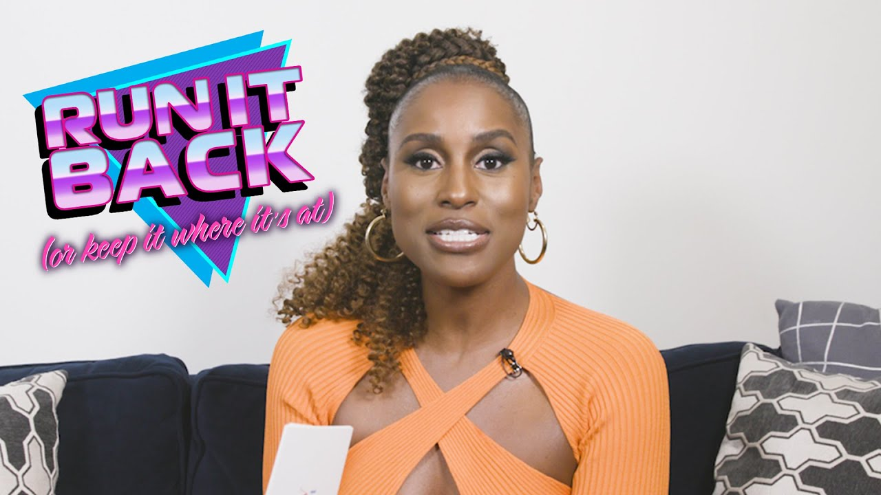 """Download """"Run It Back"""" with Issa Rae"""