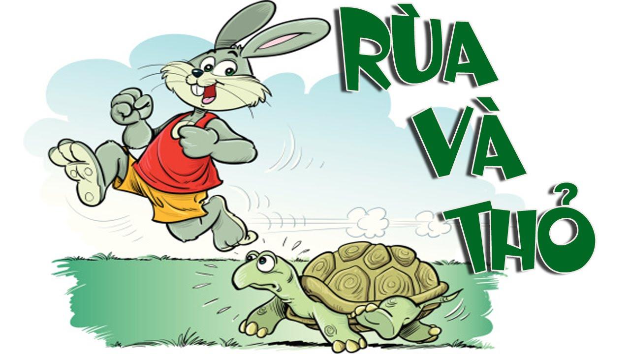 Kết quả hình ảnh cho rùa và thỏ