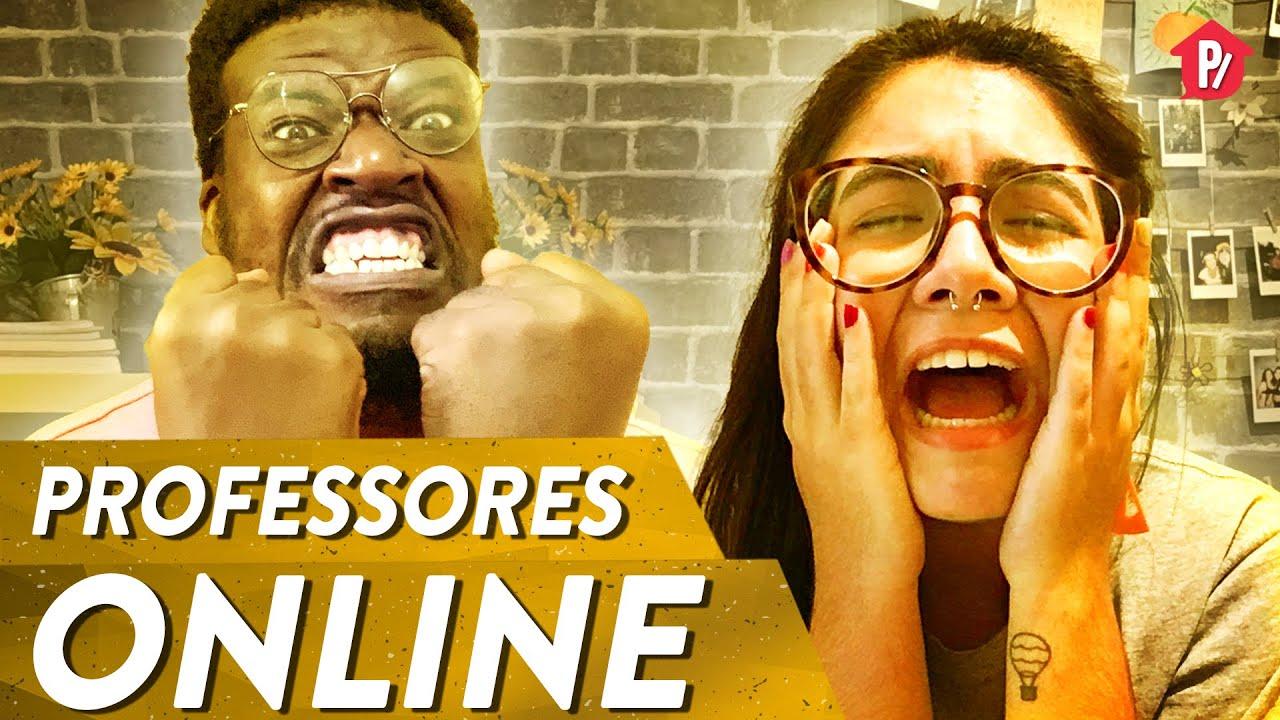 TIPOS DE PROFESSORES ONLINE | PARAFERNALHA
