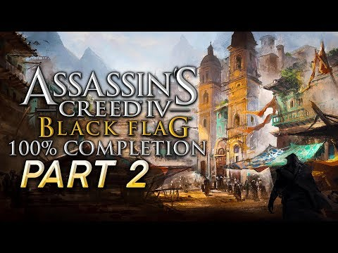 Assassin's Creed IV: Black Flag 100% Completion LP - #2 [Live Archive] thumbnail