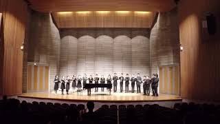 Ensembleぼん 無伴奏混声合唱のためのことばあそび トラと信長 作曲:篠...