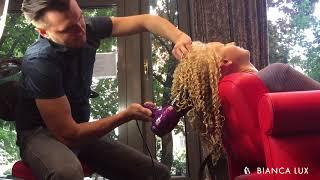 Спиральная био-завивка волос от Bianca Lux
