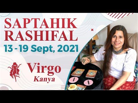 Virgo (Kanya) Saptahik Rashifal | 13 - 19 Sep 2021 | कन्या राशि साप्ताहिक राशिफल | Weekly Tarot