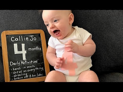 4 Month Photoshoot Youtube