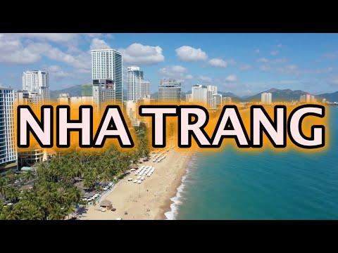 Nha Trang Vietnam Travel Tour 4K