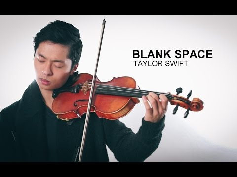 Blank Space - Taylor Swift - Violin, Guitar, Piano Cover - Daniel Jang