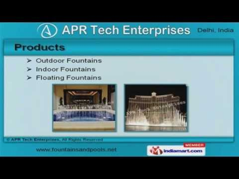 Swimming Pools & Fountains by APR Tech Enterprises, New Delhi