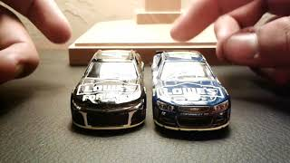 Nascar Diecast Review: Jimmie Johnson #48 Lowes For Pros 2018 Camaro ZL1