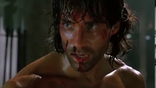 "Pure Fight Scenes: Gary Daniels (2) ""Fist of the North Star"" (1995) Malcom McDwell, Dante Basco"