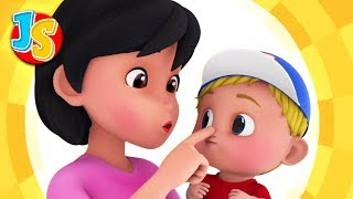 Sick Song | Nursery Rhymes and Baby Songs For Children | Kids Rhyme